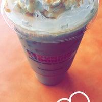Photo taken at Dunkin' Donuts by Kortney B. on 4/28/2016
