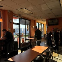 Photo taken at Dunkin' Donuts by Kortney B. on 3/29/2016