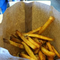Photo taken at Five Guys by Tyler D. on 12/14/2012