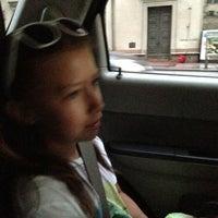 Photo taken at Yellow cab by Kristin B. on 7/24/2013