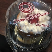 Photo taken at Biasca Pasticcerie by Al G. on 12/27/2016