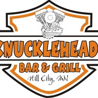 Photo taken at Knuckleheads Bar & Grill by Shona L. on 1/15/2013
