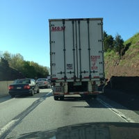 Photo taken at Interstate 476 (Northeast Extension) by Wayne B. on 5/2/2013