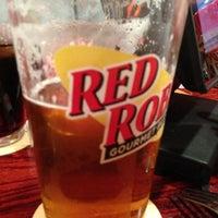 Photo taken at Red Robin Gourmet Burgers by Wayne B. on 4/14/2013