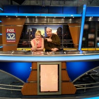 Photo taken at Fox Chicago News - WFLD by Katie F. on 6/3/2014