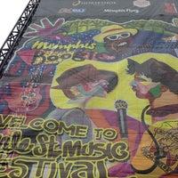 Photo taken at Beale Street Music Festival- Bud Light Stage by edisonv 😜 on 5/4/2013