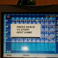 Photo taken at Alley Katz Bowling Center by Richard G. on 1/30/2014