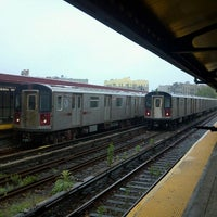 Photo taken at MTA Subway - Bedford Park Blvd/Lehman College (4) by Richard G. on 6/10/2013
