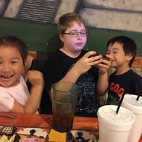 Photo taken at Cancun Mexican Restaurant by Debbie S. on 5/24/2015