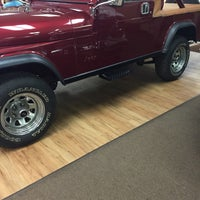 Photo taken at V3 Jeep Shop by Debbie S. on 5/6/2015