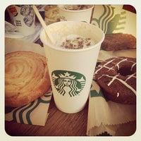 Photo taken at Starbucks by Alejandro A. on 5/25/2013
