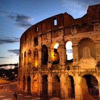 Foto scattata a Colosseo da Chris P. il 6/12/2013