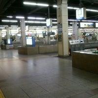Photo taken at Nankai Namba Station (NK01) by Hideya O. on 5/1/2013