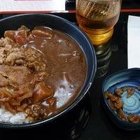 Photo taken at Yoshinoya by Nao K. on 7/27/2013