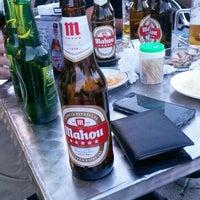 Photo taken at bar luna by Alexandru G. on 9/12/2015