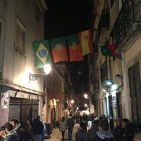 Photo taken at Bairro Alto by Nikita B. on 1/20/2013