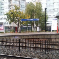 Photo taken at Station Den Haag Laan v NOI by Marco D. on 11/4/2012