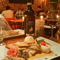 Photo taken at Ristorante Fratelli by Marco D. on 9/27/2016
