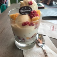 Photo taken at Haagen-Dazs Patong Beach by inci on 8/15/2017