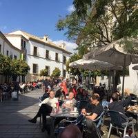 Photo taken at La Judería by inci on 2/19/2017