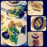 4/8/2013 tarihinde inciziyaretçi tarafından Kordon Yengeç Restaurant'de çekilen fotoğraf