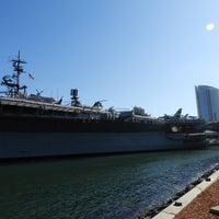 Das Foto wurde bei USS Midway Flight Deck von Ilona V. am 7/22/2018 aufgenommen