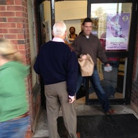 Photo taken at Bialy's Bagels by Barkley K. on 12/16/2012