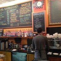Photo taken at Uncommon Grounds Coffee & Bagels by Barkley K. on 10/11/2012