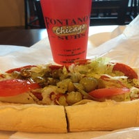 Photo taken at Fontano's Subs by John R. on 4/3/2013