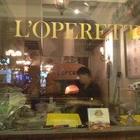 Photo taken at Trattoria L'Operetta by Prasad W. on 11/24/2013