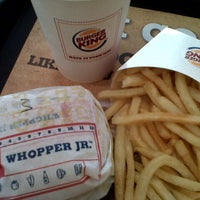 Photo taken at Burger King by astrid m. on 7/25/2013