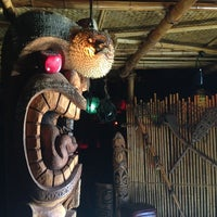 Photo taken at Frankie's Tiki Room by Michael on 6/28/2013