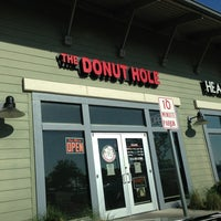 Photo taken at The Donut Hole by Michael on 3/24/2013