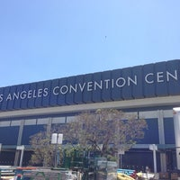 Photo taken at Los Angeles Convention Center by Michael on 6/10/2013