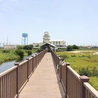 Photo taken at South Padre Island Birding & Nature Center by Michael on 8/1/2014