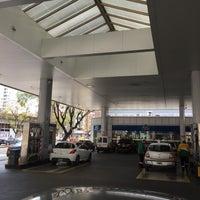 Photo taken at Petrobras by Alejandro L on 9/27/2015
