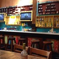 Photo taken at Salt and Pepper Tapas and Restaurant by John J. on 3/4/2014