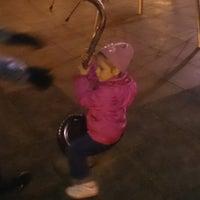 Photo taken at Детская площадка на Покровке by Pavel V. on 10/12/2014