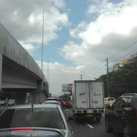 Photo taken at NAIA Road by Dhang A. on 11/27/2015