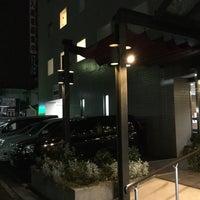 Photo taken at Fukuyama Oriental Hotel by ゆる温泉ソムリエ C. on 3/20/2016