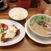 Photo taken at こちゃ麺亭 by ゆる温泉ソムリエ C. on 11/8/2013