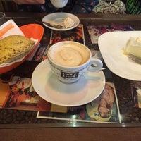 Photo taken at Doce Art Café by Bibiane B. on 8/7/2015