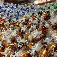 Photo taken at Lindt Factory Outlet by Preston S. on 5/26/2013