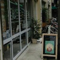 Photo taken at Pain et Cafe Yorozuya パンとコーヒー よろづや by Minoru S. on 6/27/2015