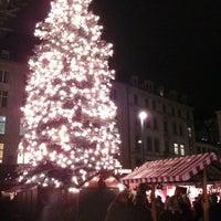 Photo taken at Leipziger Weihnachtsmarkt by Beija F. on 11/29/2012