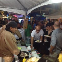 Photo taken at Condado Culinary Fest XIII by AlbiiT .. on 10/7/2012