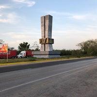 Photo taken at Estación de Cobro Mérida - Cancún by AlbiiT .. on 4/16/2018