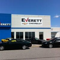 Captivating Photo Taken At Everett Chevrolet By Mark M. On 3/30/2013 ...