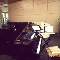 Photo taken at Kaplan Hall OCCC by Nail A. on 3/7/2014