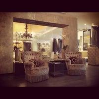 Photo taken at Baglioni Hotel by Francesca S. on 9/28/2012